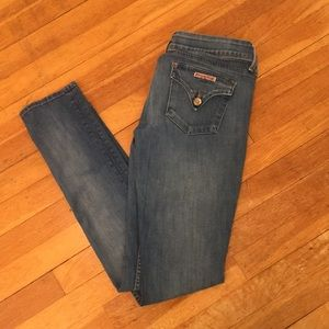 Hudson Jeans - Medium wash - Skinny Jeans